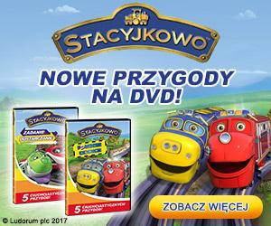 Stacyjkowo - nowe przygody na DVD