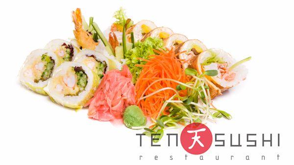 Sushi dla kobiet w ciazy