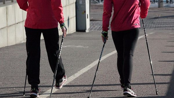 Nordic walking ciaza