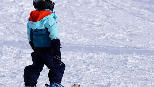 Pijany instruktor narciarski