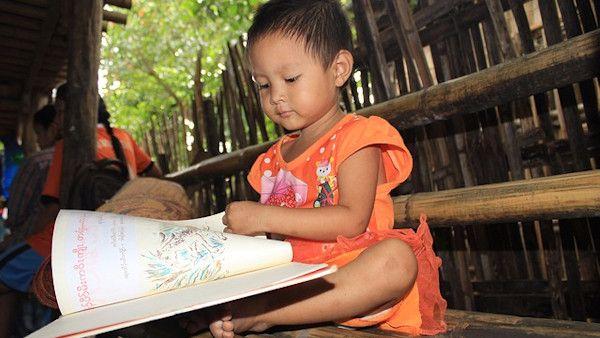 Uczyc dziecko czytanie