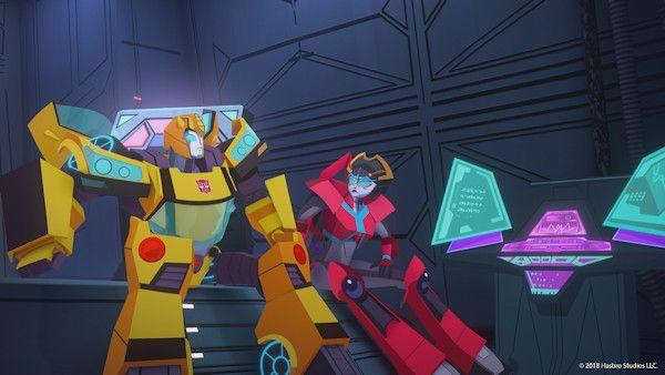 Transformers cyberverse nowe