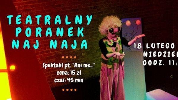 Teatralny poranek naj naja022018