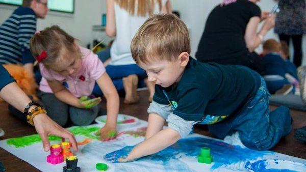 Festiwal kreatywnosci dzieci