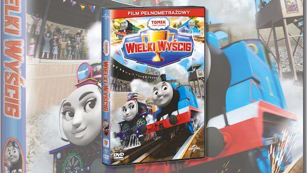 Wielki wyscig dvd