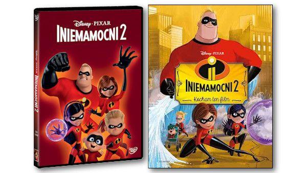 Iniemamocni2 dvd ksiazka