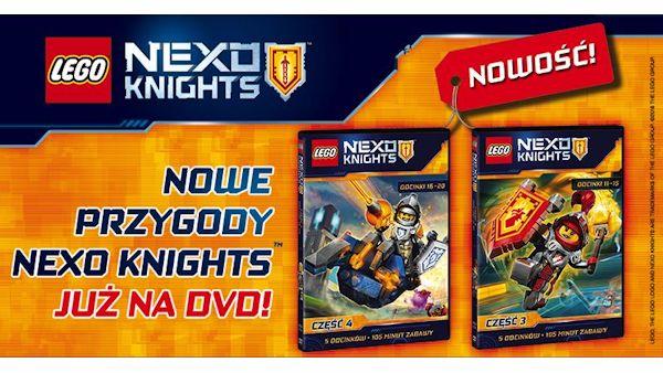 Lego nexo knights 3 4