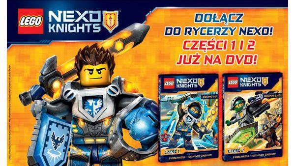 Lego ninjago nexo knight12