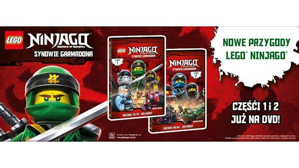 Lego ninjago synowie garmadona2