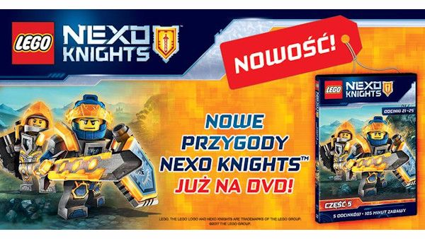 Nexo knights cz5