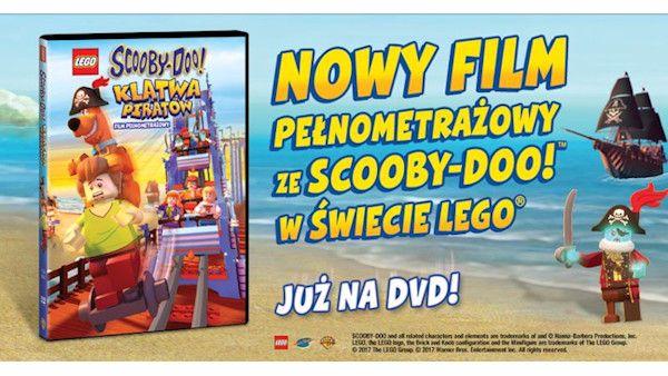 Scooby doo klatwa piratow