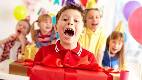 Niezapomniana impreza urodzinowa dziecko