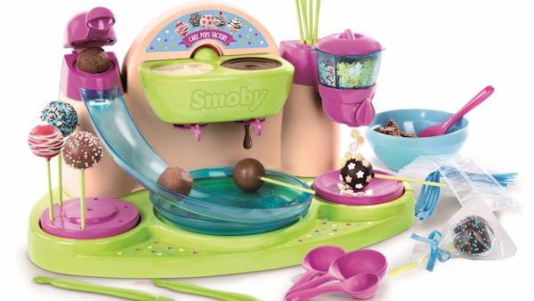 Kulinarne zabawki dziecko