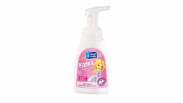 Pianka do higieny intymnej