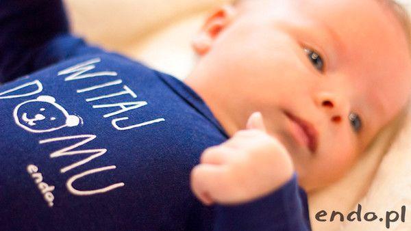 Przygotowac powitanie dziecka