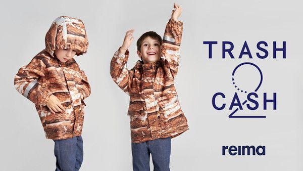 Reima odziez recykling