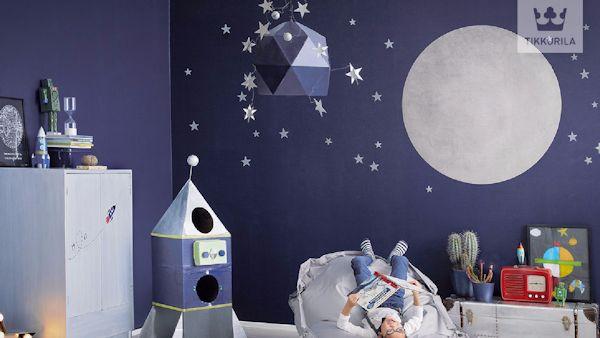 Magiczny pokoj dziecka