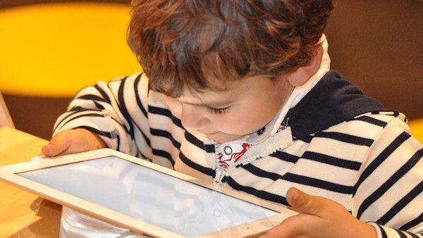 Dziecko technologia bledy
