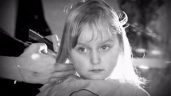 Dzieci oddaly wlosy chorym na raka