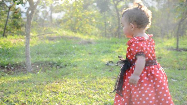 Przedszkole zganilo dziewczynka sukienka