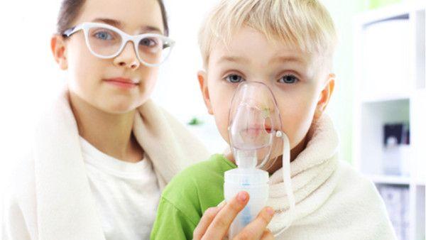 Inhalacja dzeci