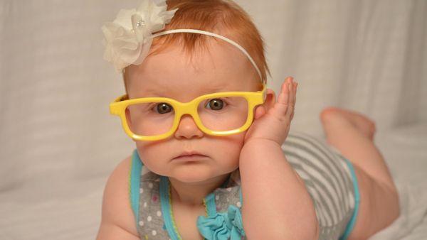 Maluch okulary