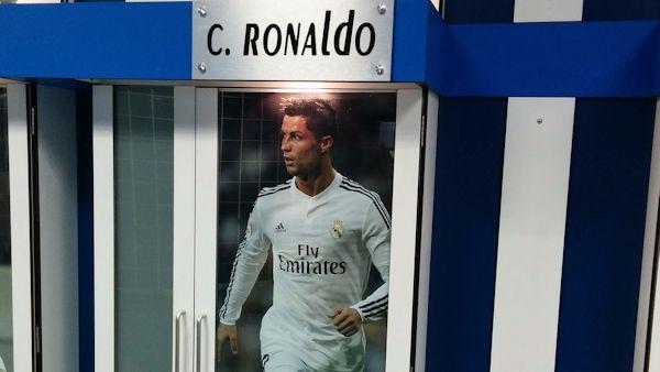 Ronaldo 250tys dla dzieci