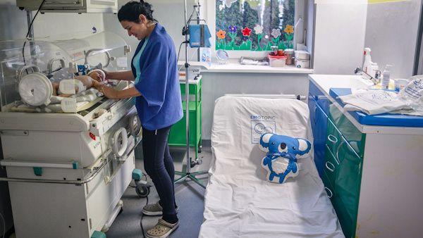 Poprawa warunki rodzic szpital