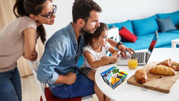 Jak nauczyc dziecko zdrowego odzywiania