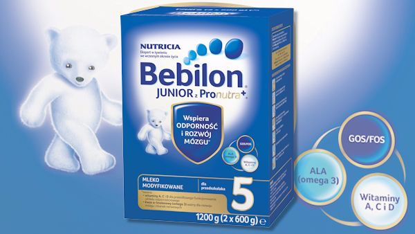 Bebilon junior pronutra5