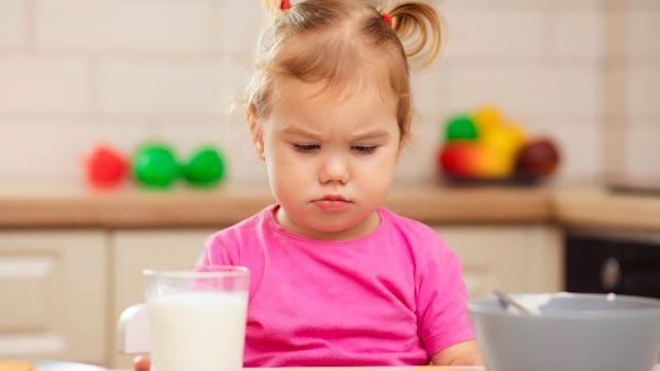 Brak apetytu dziecko