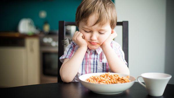 Pobudz apetyt dziecko