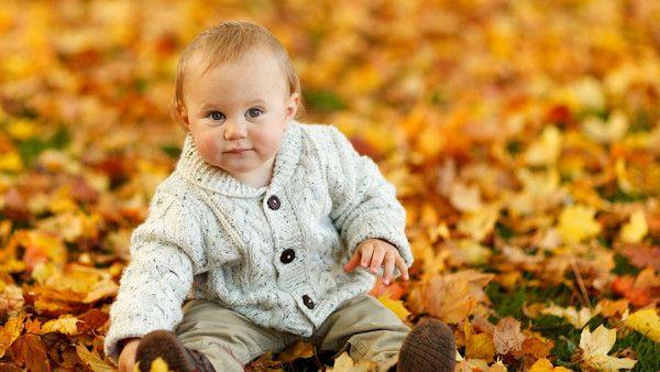 Jesienna dieta dla najmlodszych