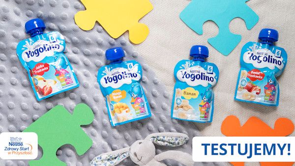 Yogolino testowanie