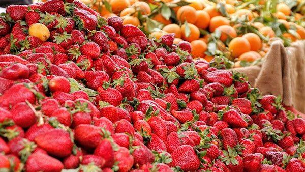 Owoce dieta malucha