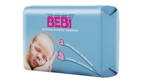 Bebi delikatne mydelko
