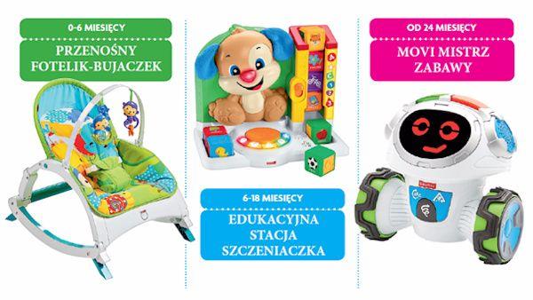 Zabawki polskie mamy