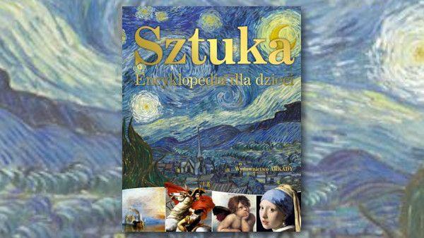 Sztuka encyklopedia dla dzieci