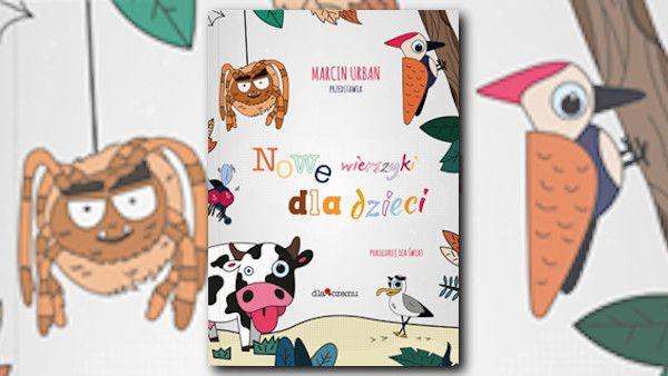 Nowe wierszyki dla dzieci