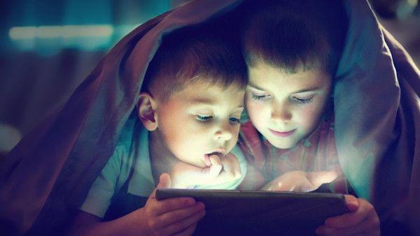Dziecko radosc czytania