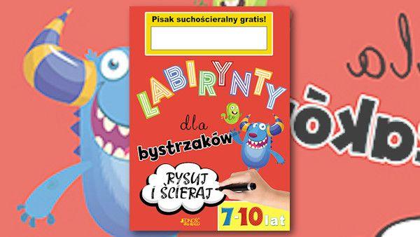 Labirynty dla bystrzakow7 10
