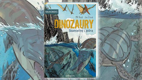Dinozaury skamieliny piora