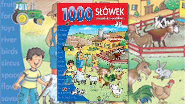 1000 slkowek angielsko polskich