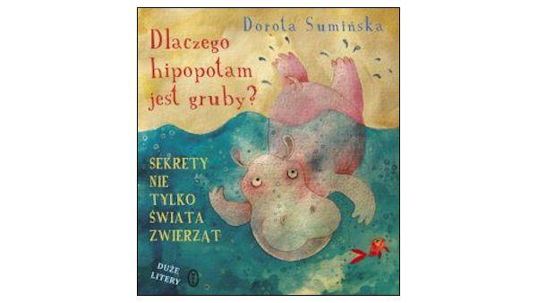 Dlaczego hipopotam jest gruby