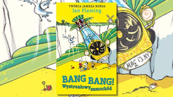 Bang bang wystrzalowy samochod