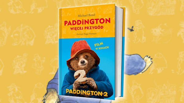 Paddington wiecej przygod