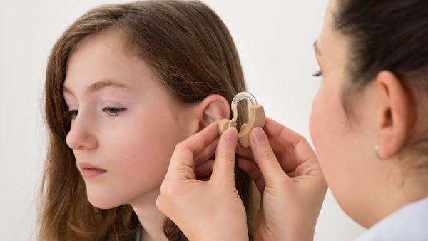 Nastolatek sluch