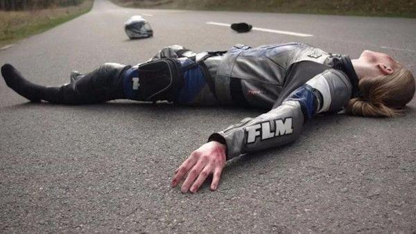 Smierc matka polka motocyklistka