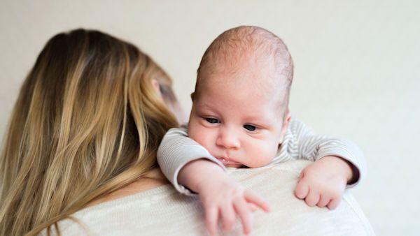 Pierwsze zabiegi po narodzeniu dziecka