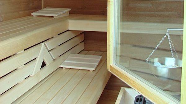 Gorace kapiele sauna ciaza